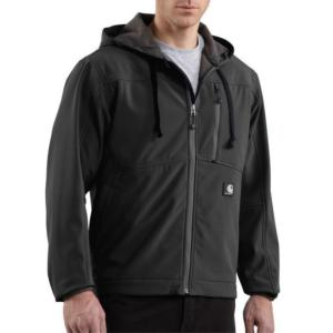 Carhartt Men's Soft Shell Hooded Jackets - Irregular