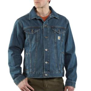 Carhartt Unlined Denim Jean Jackets - Irregular