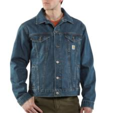 Carhartt Unlined Denim Jean Jackets J291