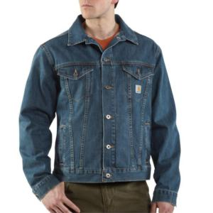 Carhartt Unlined Denim Jean Jackets