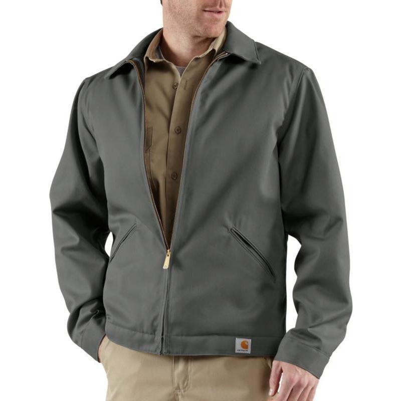 Carhartt Light Work Jacket: Carhartt Men's Twill Work Jackets J293