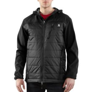 Carhartt Men's Soft Shell Hybrid Jacket - Irregular