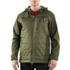 Carhartt Men's Soft Shell Hybrid Jacket - Irregular J294irr