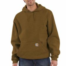 Carhartt Men's Midweight Hooded Pullover Sweatshirt K121