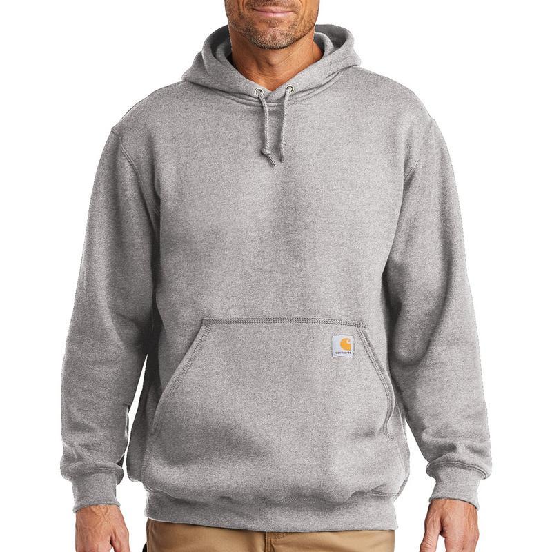 Carhartt Men's Midweight Hooded Pullover Sweatshirt