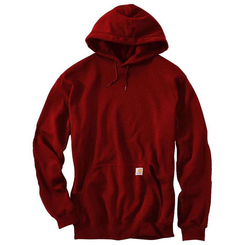 Carhartt Midweight 10.5 oz. Hooded Pullover Sweatshirt - ...