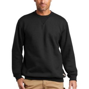 Carhartt Midweight 10.5 oz. Crewneck Pullover Sweatshirt - Irregular