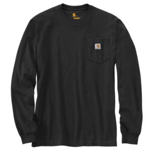 Carhartt Men's Long Sleeve Workwear T-Shirt - Irregular