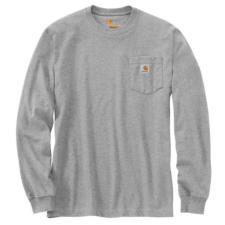 Carhartt Men's Long Sleeve Workwear T-Shirt - Irregular K126IRR