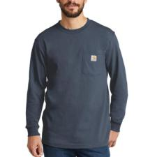 Carhartt Men's Long Sleeve Workwear T-Shirt K126
