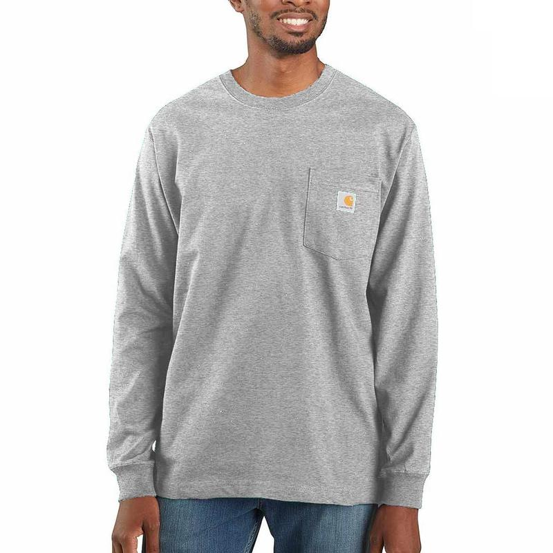 Carhartt Men's Long Sleeve Workwear T-Shirt