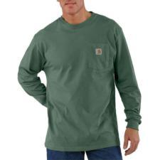 Carhartt Men's Long Sleeve Workwear T-Shirt - Irregular K126irr
