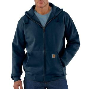 Carhartt Heavyweight  Zip-Front Hooded Sweatshirt - Irregular