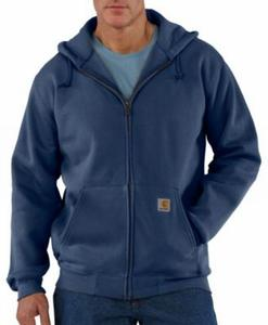 Carhartt Men's Heavyweight Hooded Zip Front Sweatshirt - Closeout!