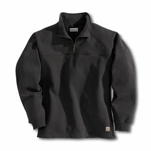 Carhartt Heavyweight  13 oz.  Zip-Mock Sweatshirt - Irregular