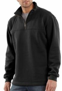 Carhartt Men's Heavyweight  13 oz.  Zip-Mock Sweatshirt