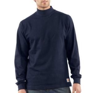 Carhartt Men's Mock Turtlenecks - Irregular