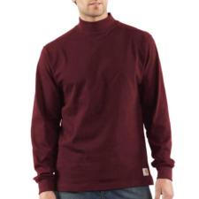 Carhartt Men's Mock Turtlenecks - Irregular K203irr
