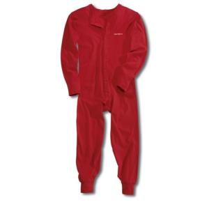 Carhartt Midweight Cotton Union Suits - Irregular