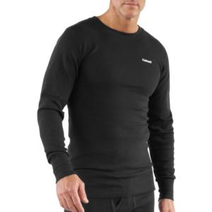Carhartt Men's Heavyweight Cotton Thermal Crew Neck Top-IRREGULAR