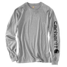 Carhartt Men's Long Sleeve Graphic T-Shirt K231