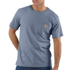 Carhartt Lightweight Short-Sleeve Pocket T-Shirt - Irregular