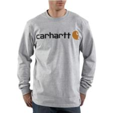 Carhartt Long Sleeve Logo T-Shirt K298