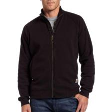 Carhartt Midweight Mock Neck Zip-Front Sweatshirt -  Irregular K350IRR