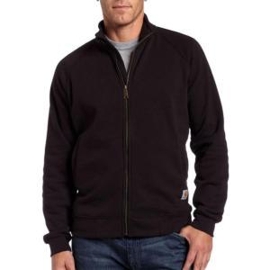 Carhartt Midweight Mock Neck Zip-Front Sweatshirt -  Irregular