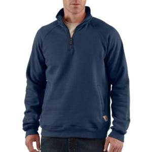 Carhartt Midweight Quarter-Zip Mock-Neck Sweatshirt - Irregular