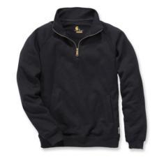 Carhartt Midweight Quarter-Zip Mock-Neck Sweatshirt - Irregular K503irr