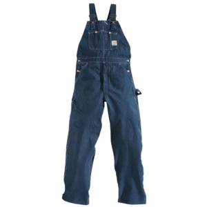 Carhartt Men's Denim Bib Overalls