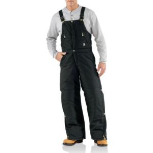 Carhartt Extremes Arctic Zip-Front Overall - Quilt Lined