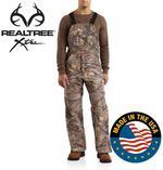 Carhartt Men's WorkCamo® Realtree Xtra Bib Overall R54