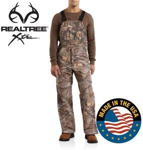 Carhartt Men's WorkCamo® Realtree Xtra Bib Overall