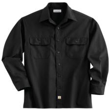 Carhartt Long-Sleeve Twill Work Shirt S224