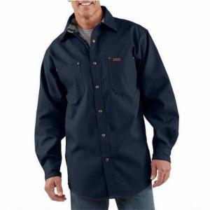 Carhartt Canvas Flannel Lined Shirt Jac - Irregular