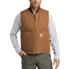 Carhartt Men's Arctic Quilt Lined Vest V01