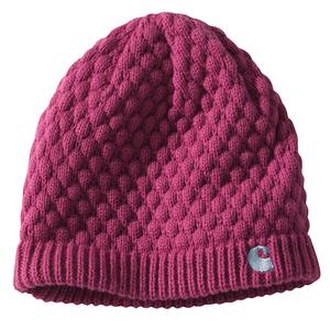 Carhartt Women's Embroidered C Knit Hat - Closeout