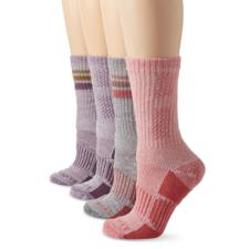 Carhartt Women's All Season Socks-4 Pack WA120