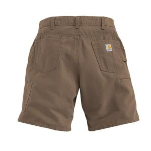 Carhartt Women's WB190  Canvas Carpenter Short