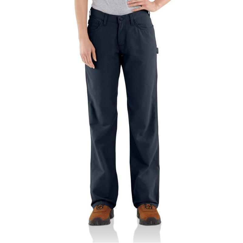 Carhartt Women's Flame Resistant Relaxed Fit Midweight Ca...
