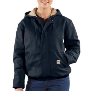 Carhartt Women's Flame Resistant Midweight Canvas Active Jac