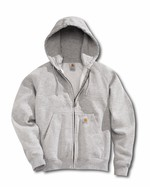 Carhartt Women's Hooded Full-Zip Sweatshirt WK185