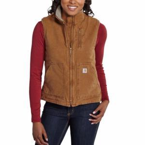 carhartt vest womens