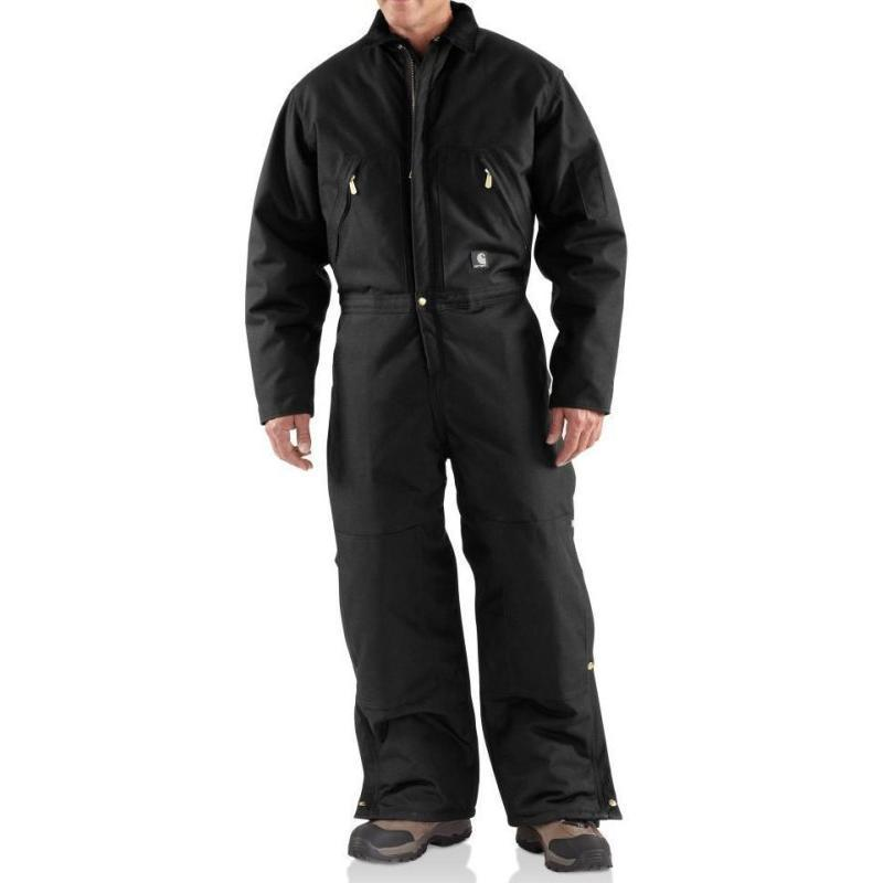 Carhartt Extremes Zip Front Coverall Quilt Lined X06
