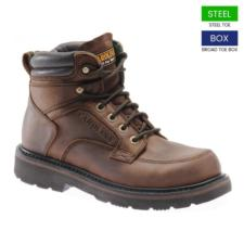 Carolina Men's 1399 6 inch Steel Broad Toe Boot 1399