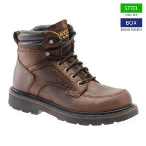 Carolina Men's 1399 6 inch Steel Broad Toe Boot