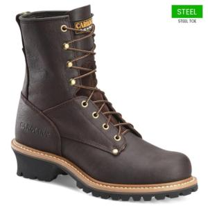 Carolina Men's Woodsman Steel Toe Boots 1821