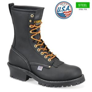 Carolina Men's 1922 Steel Toe Boots - MADE IN USA